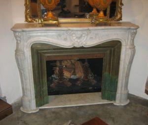 Original Louis Fireplace