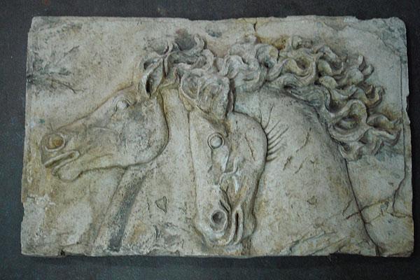 Pegasus Style Frieze