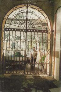 Original Victorian gates