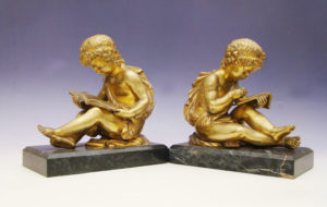 pair-bronze-figures-on-marble-base