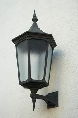 Milan Wall Mounted Bronze Lamp