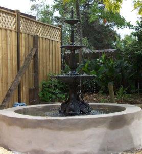 Swan 3 Tier Fountain