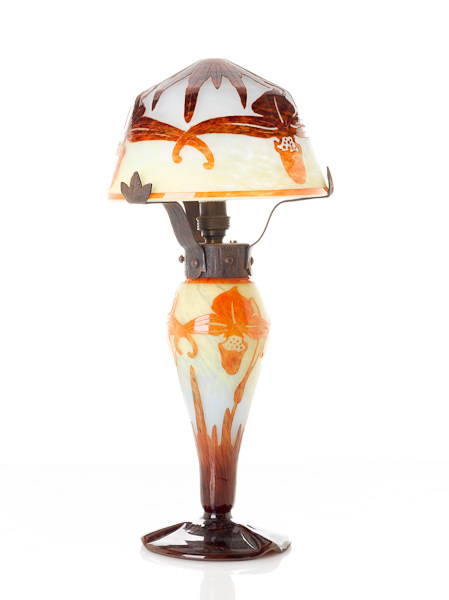 French LeVerre original lamp