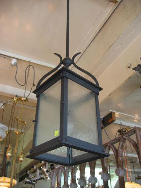 Simple Gothic Revival Lantern
