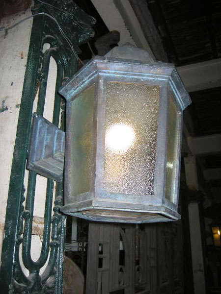 French Vent Light
