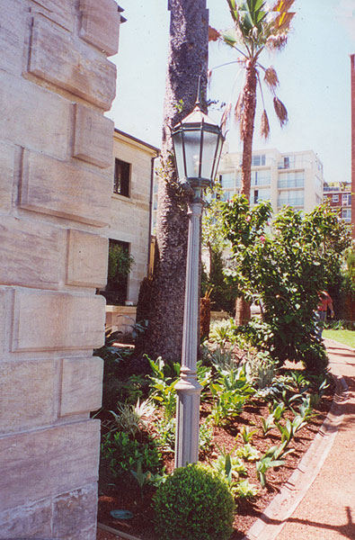 Potts Point Street Light