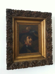 Spanish-Oil-painting