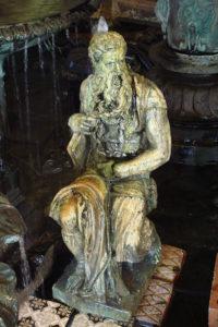 Grecian Philosopher Figure
