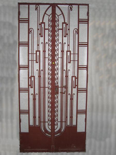 original-art-deco-wrought-iron-entry-way-gates