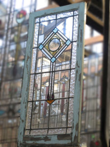 leadlight window original